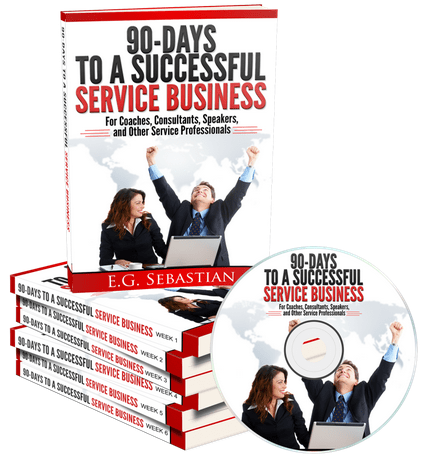 90-Days to a Successful Service Business SMALL